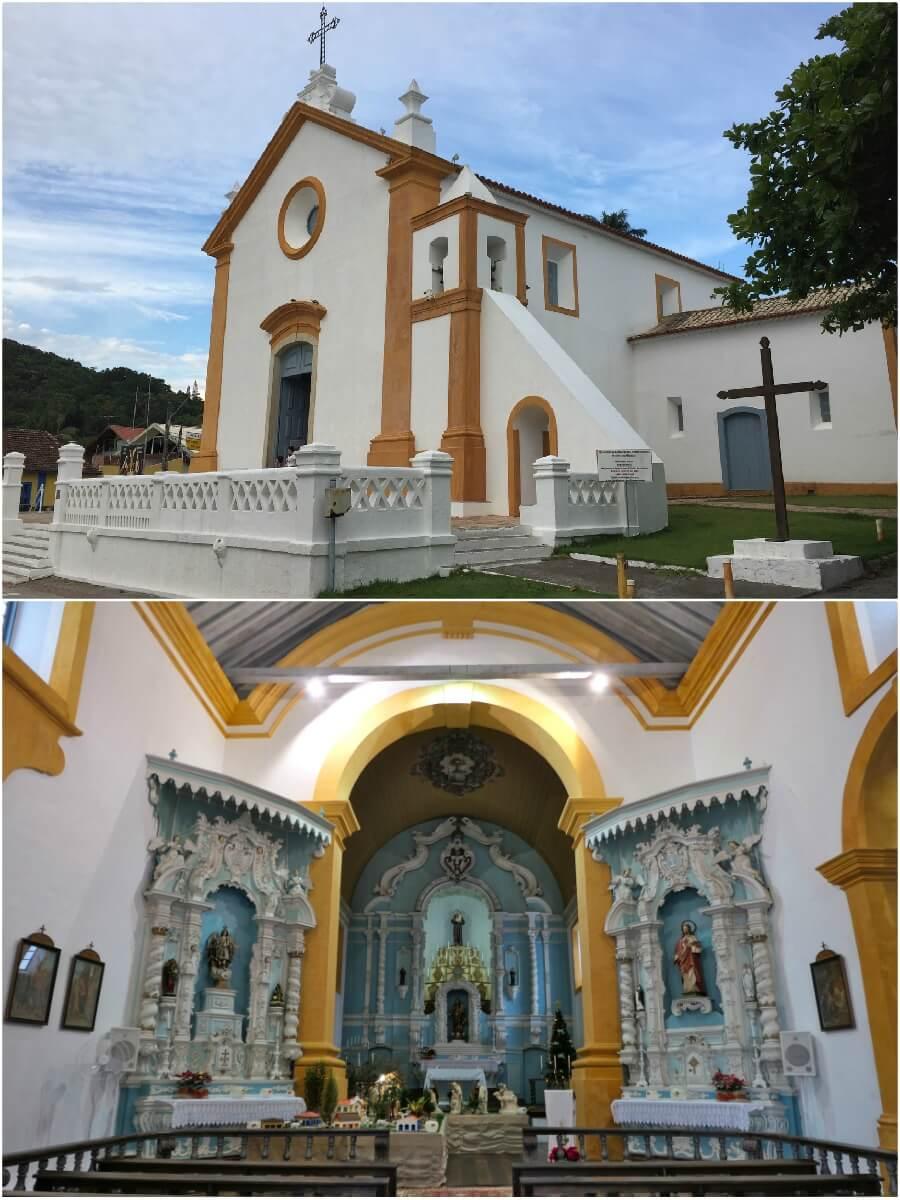 Igreja Nossa Senhora das Necessidades, Santo Antônio de Lisboa, Florianópolis, Brazil