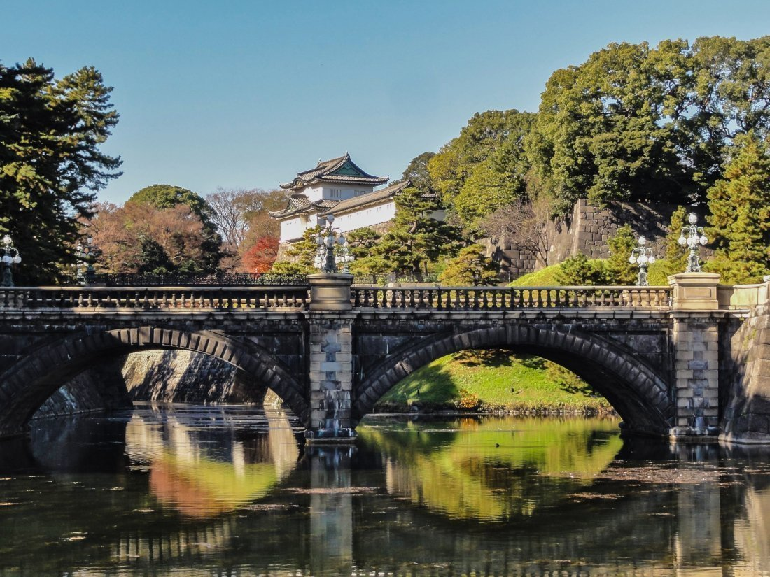 Imperial Palace, Tokyo, Japan