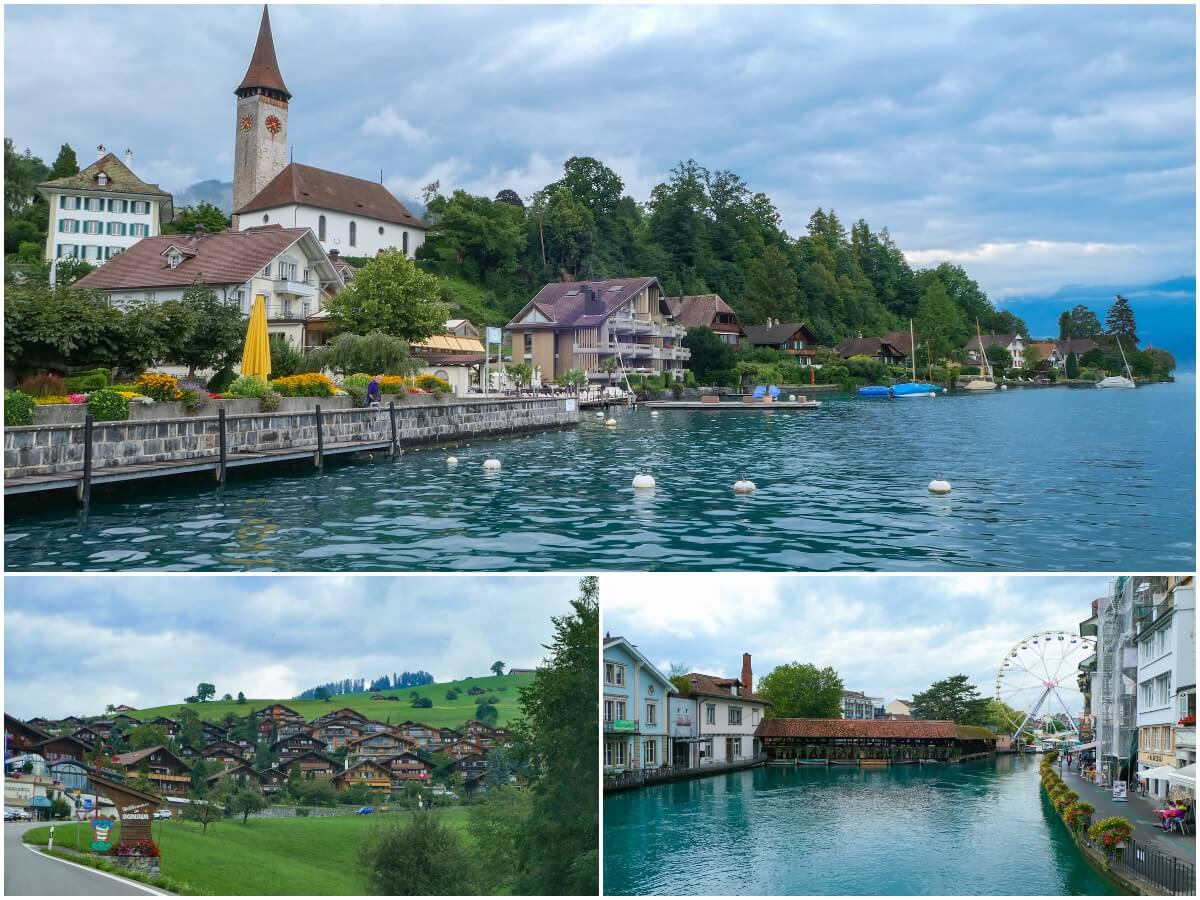 Interlaken Towns
