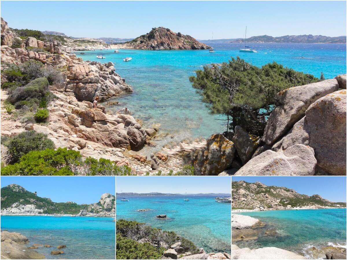 Isola di Spargi, La Maddalena, Sardinia, Italy