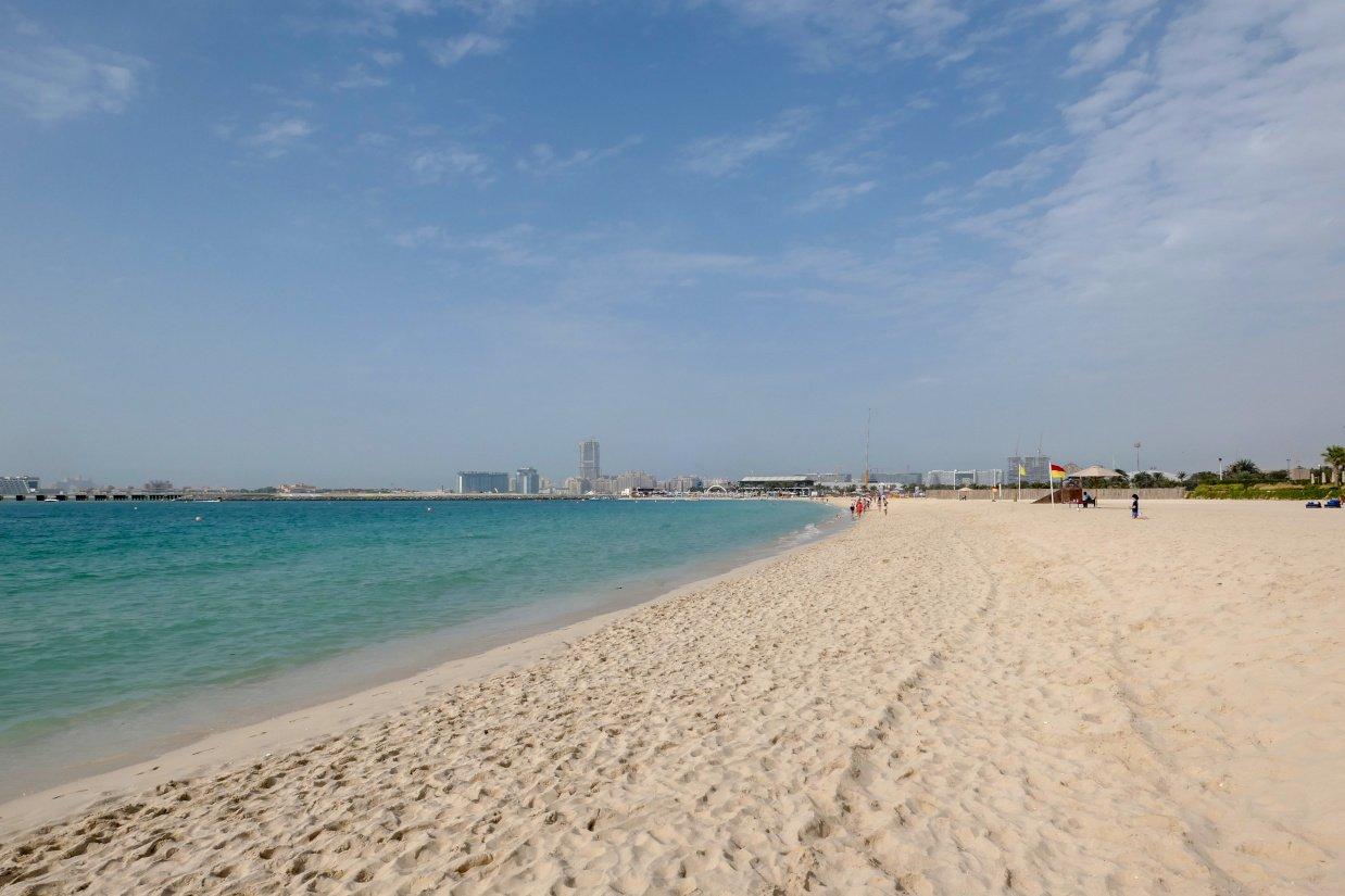 JBR Beach, Dubai