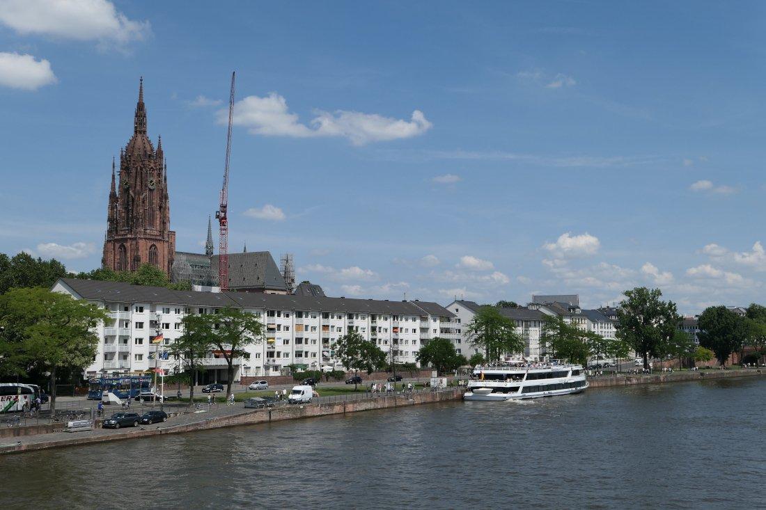Kaiserdom Sankt Bartholomäus, Frankfurt, Germany