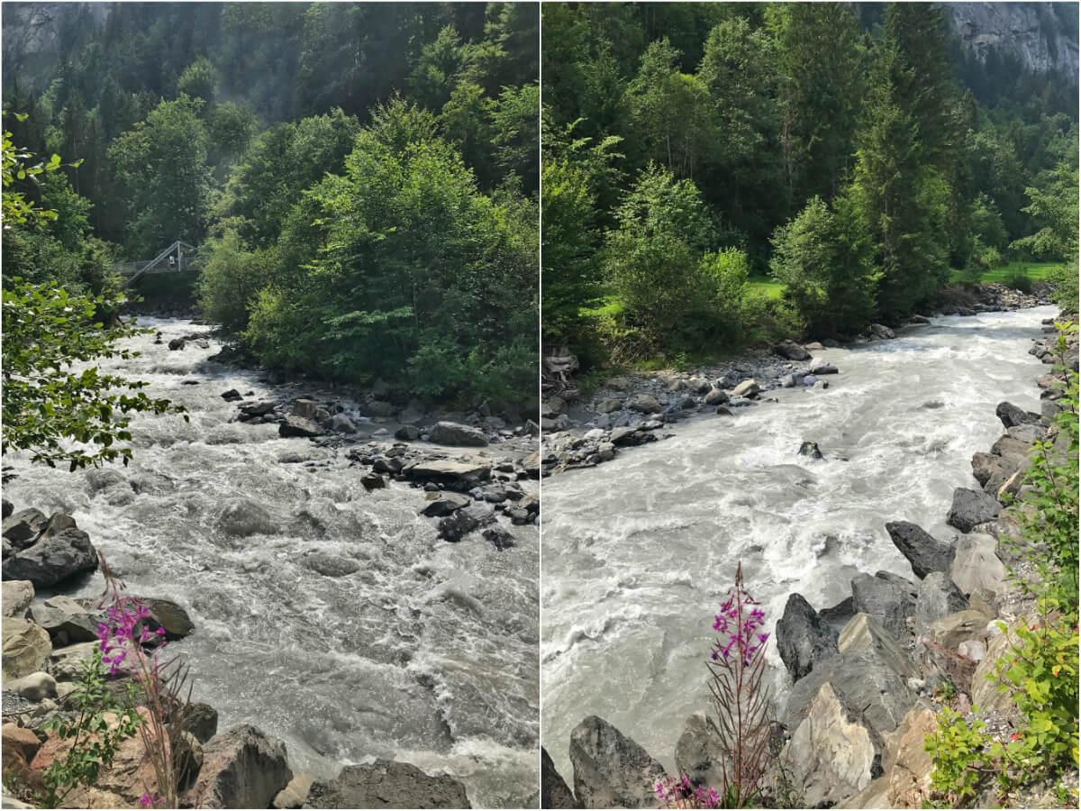 Kander River, Switzerland