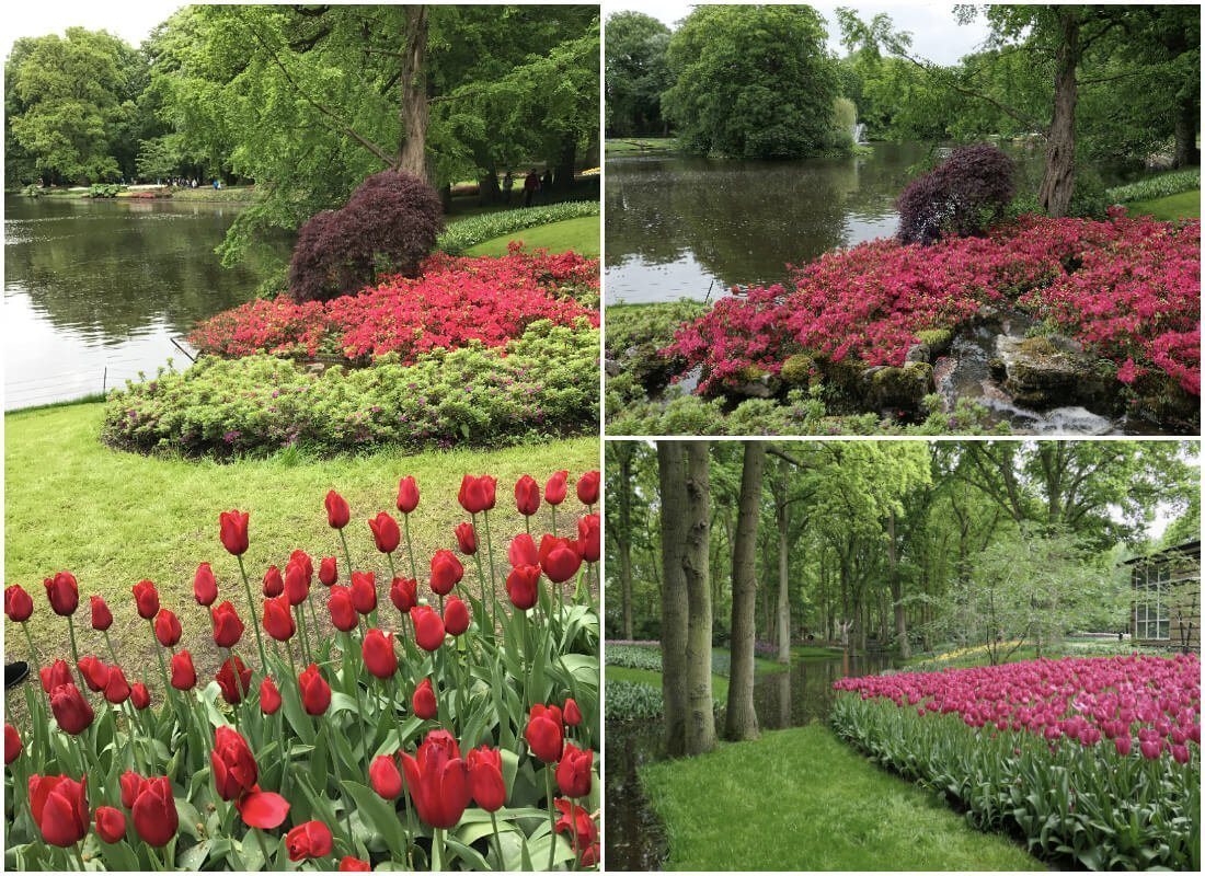 Parque Keukenhof, Holanda, Países Baixos