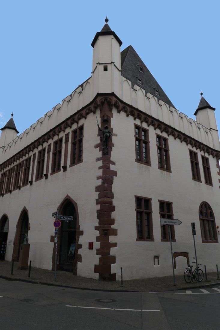 Kommunale Galerie, Frankfurt, Germany