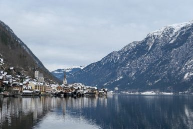 Lake Hallstatt, Austria