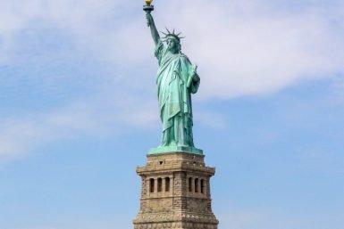 Liberty Statue New York USA
