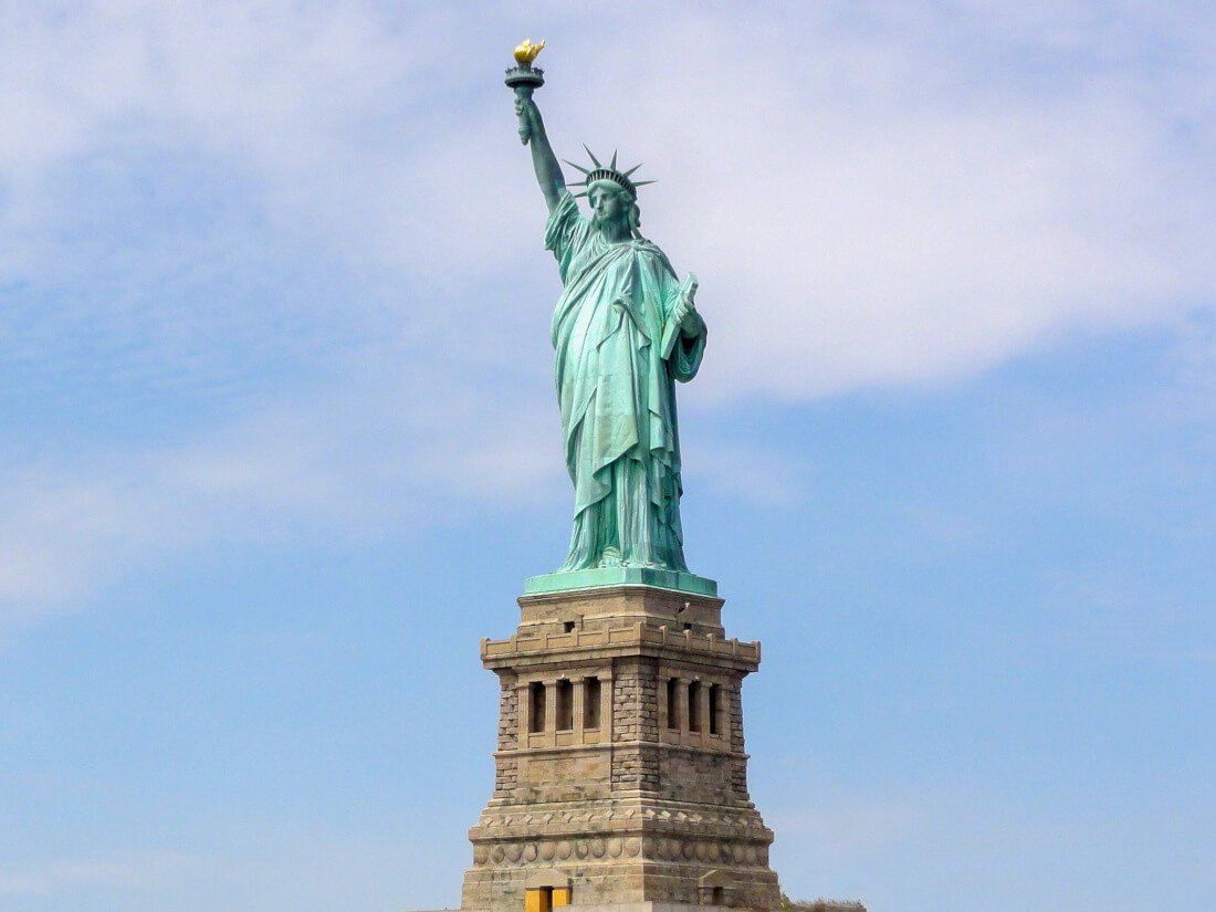 Liberty Statue New York USA