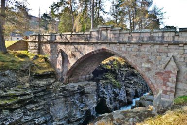 Linn of Dee, Braemar, Scotland