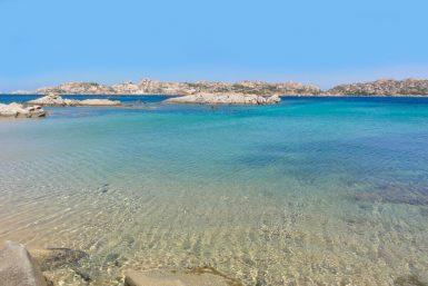 Lo Strangolato, La Maddalena, Sardinia, Italy