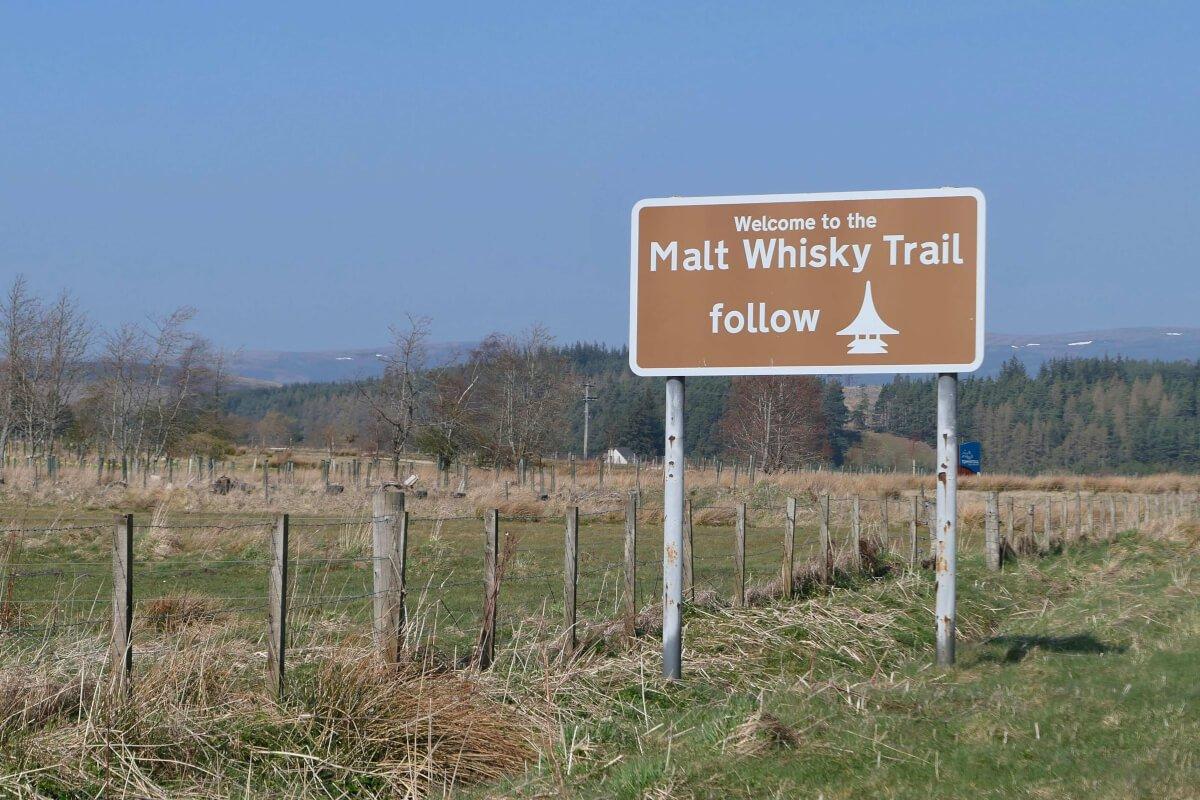 Malt Whisky Trail, Scotland
