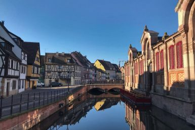 Marché Couvert, Colmar, Alsace, France 2