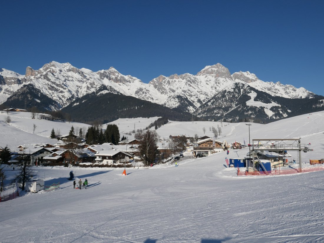 Maria Alm, Hochkönig, Austria