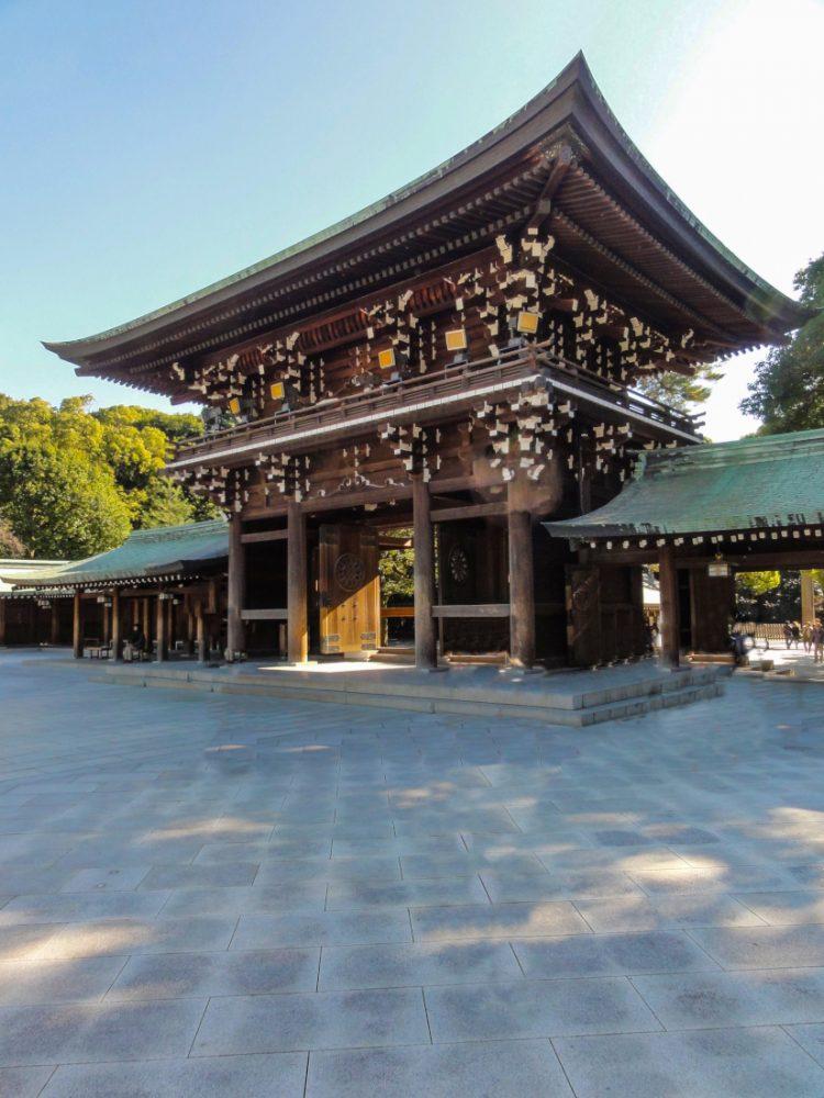 Meiji Jingu e Yoyogi Park