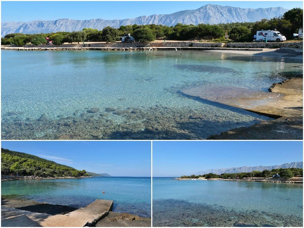 Mlaska, Hvar Island, Croatia