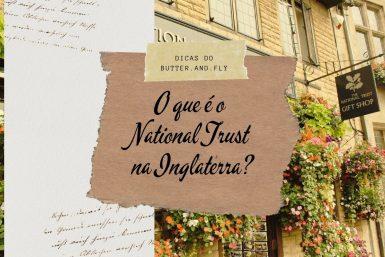 O que é o National Trust?