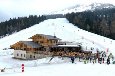 Obereggen - Latemar Ski Center