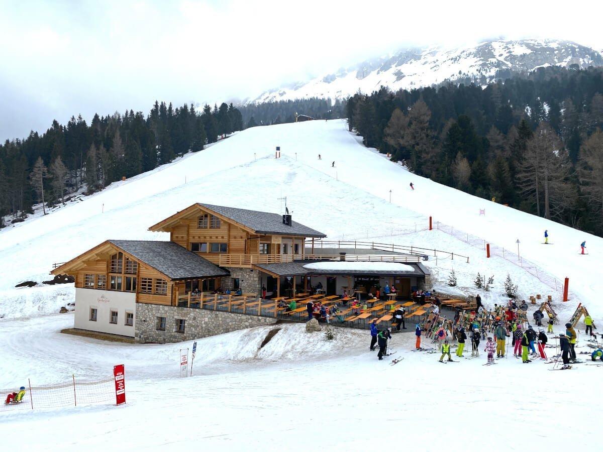 Obereggen - Latemar Ski Center