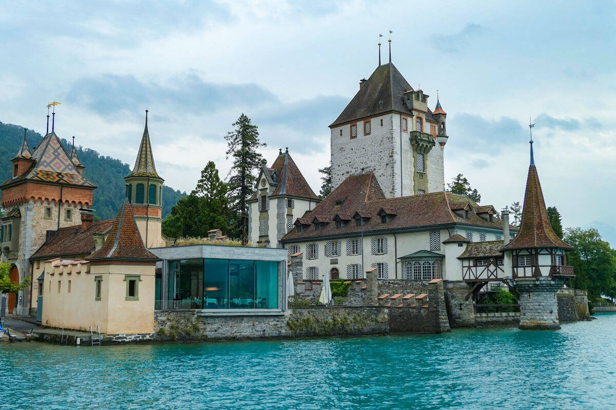 Oberhofen Castle, Interlaken