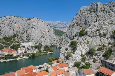 Omiš Fortress