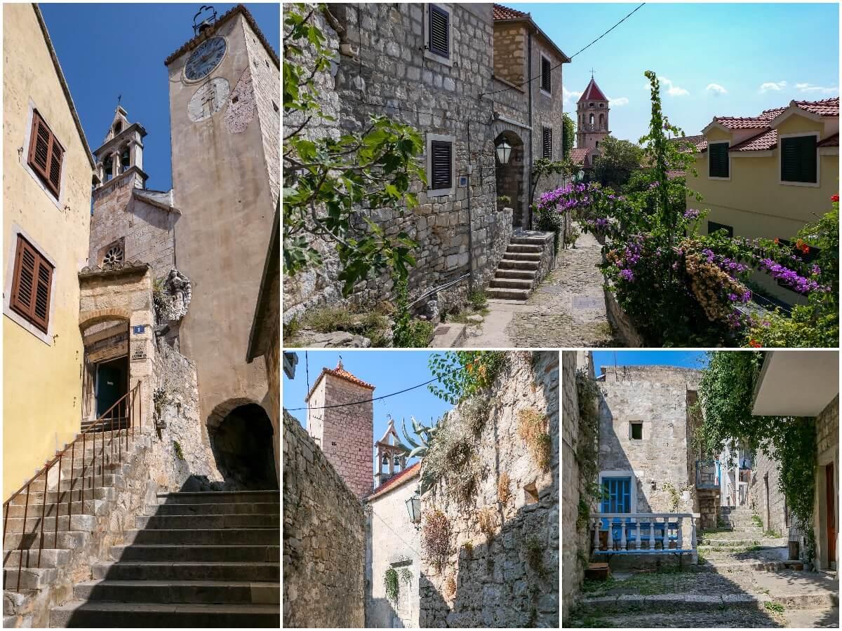 Omiš Old Town