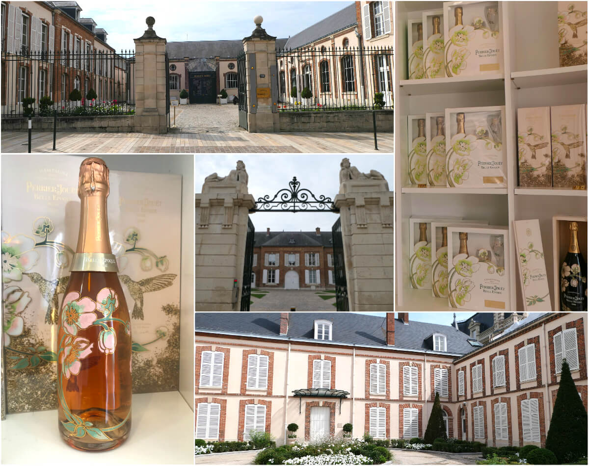 Perrier-Jouët, Épernay, France
