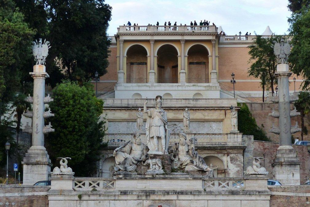 Piazza del Popolo, Rome, Italy 2