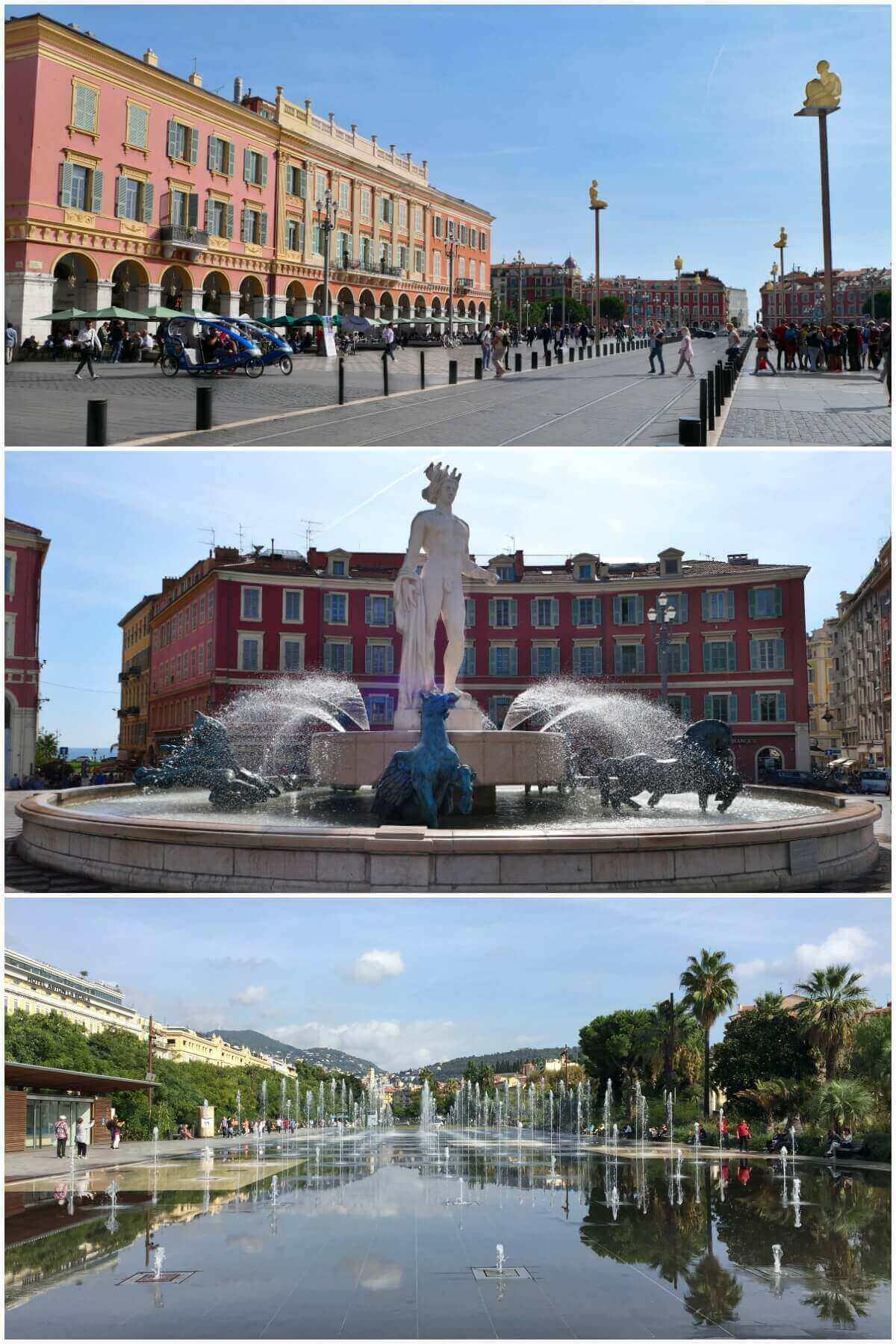 Place Masséna, Nice, France