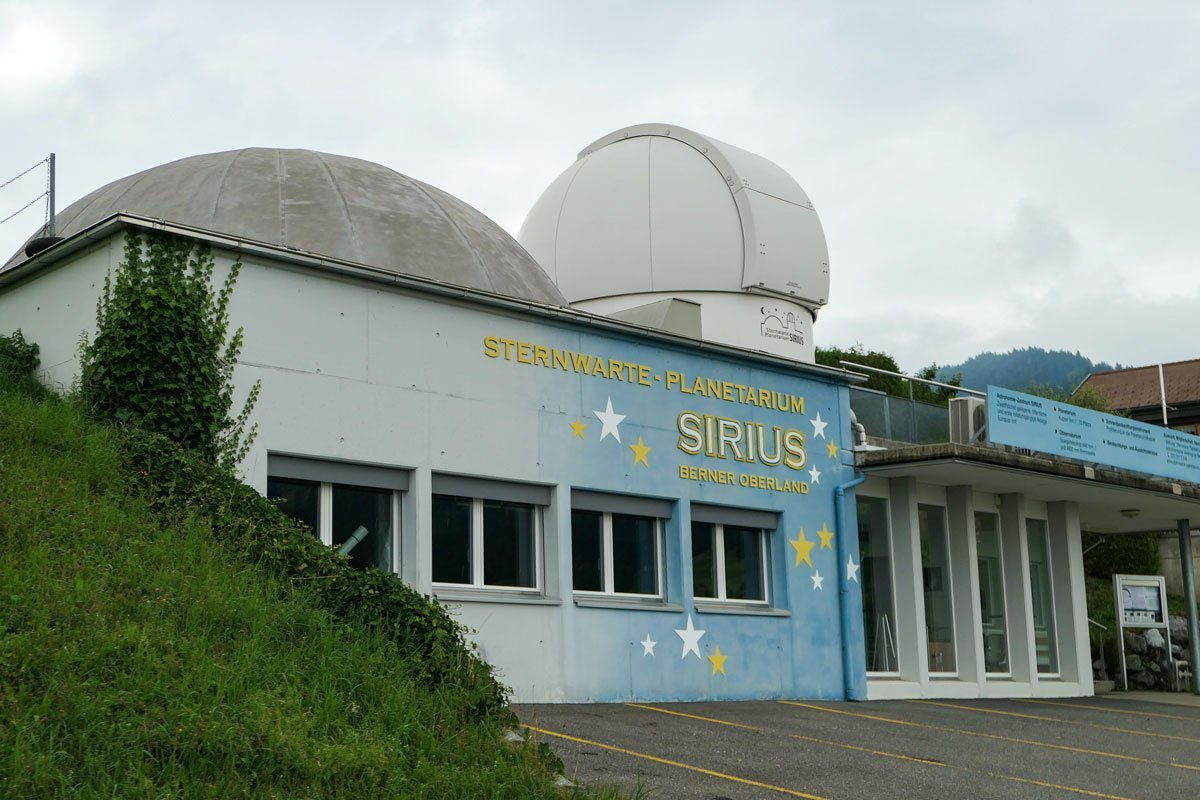 Planet Trail SIRIUS Planetarium