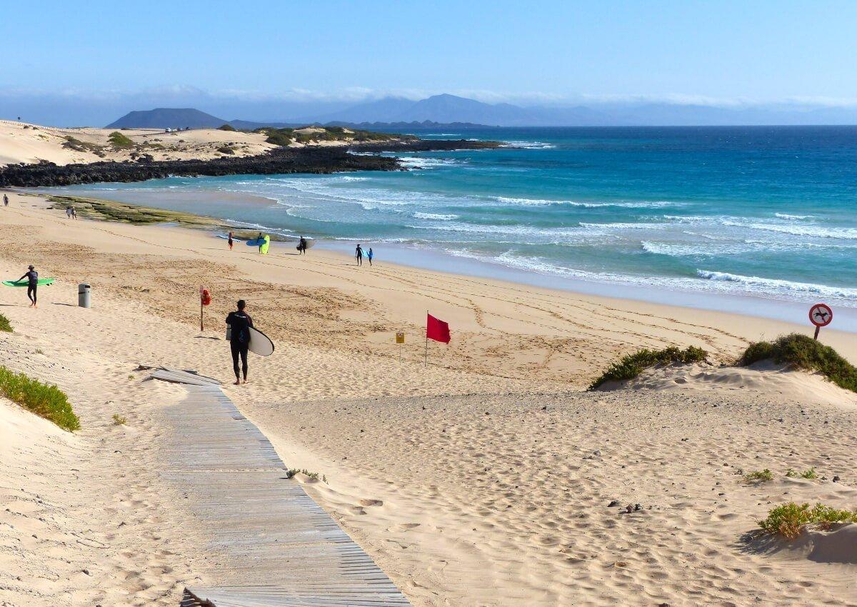 Playa Del Moro, Fuerteventura