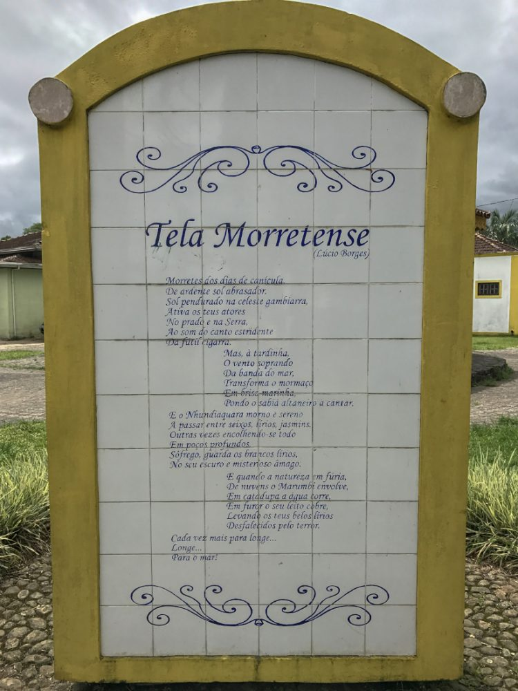 Poem of Morretes