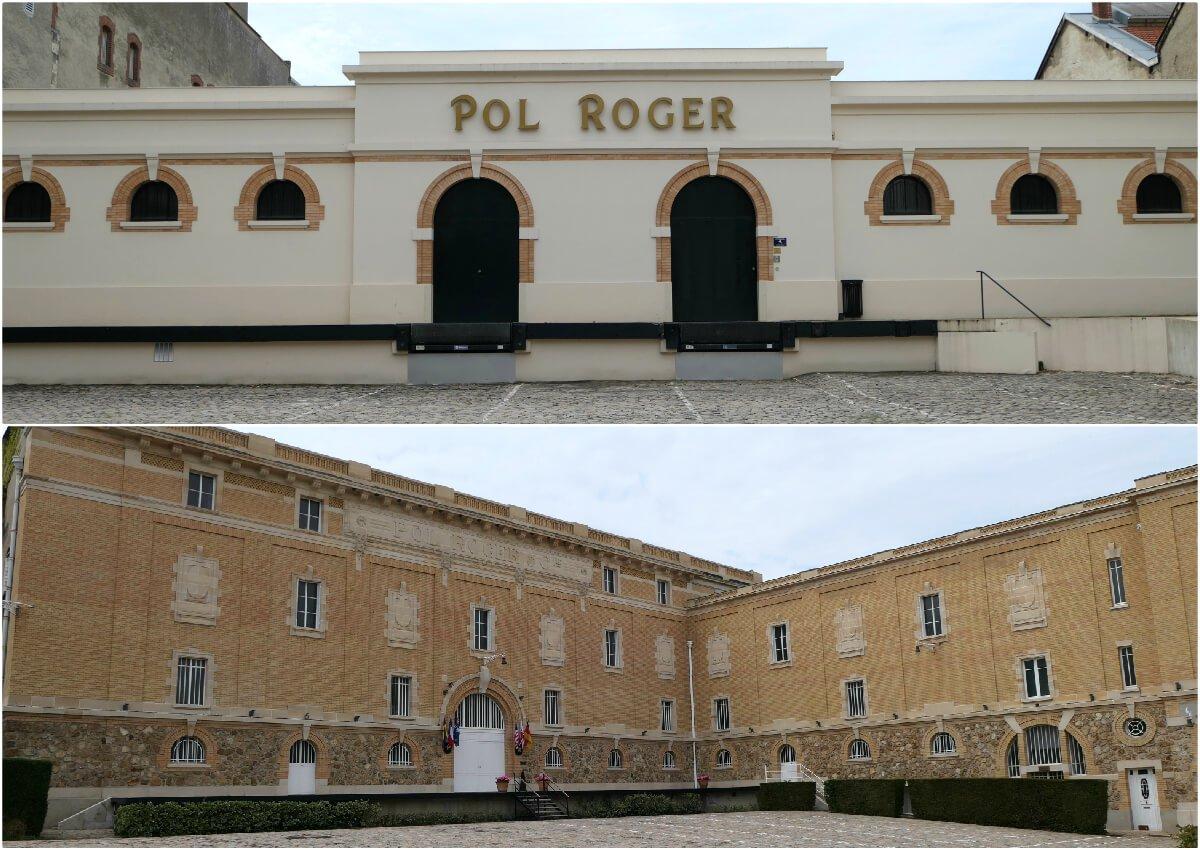 Pol Roger Champagne, Épernay, France