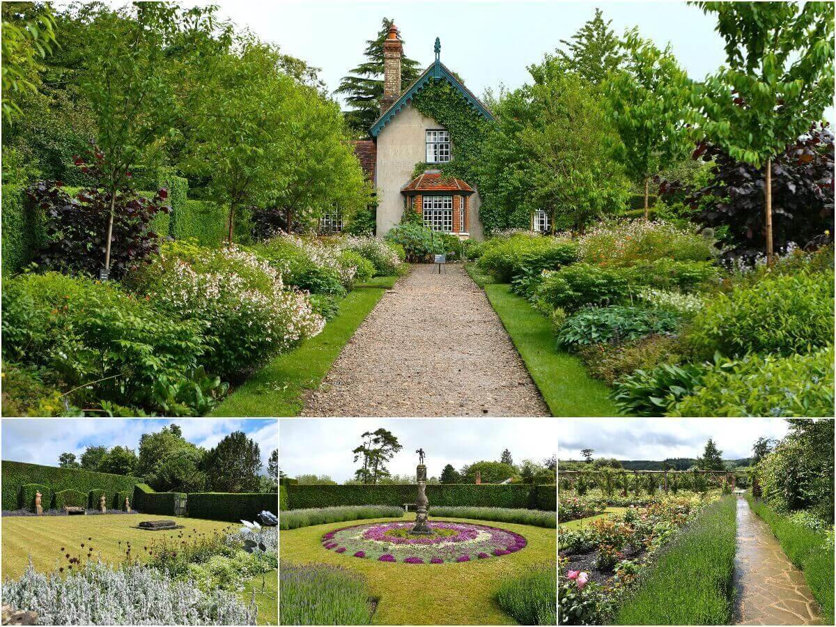 Polesden Lacey Garden