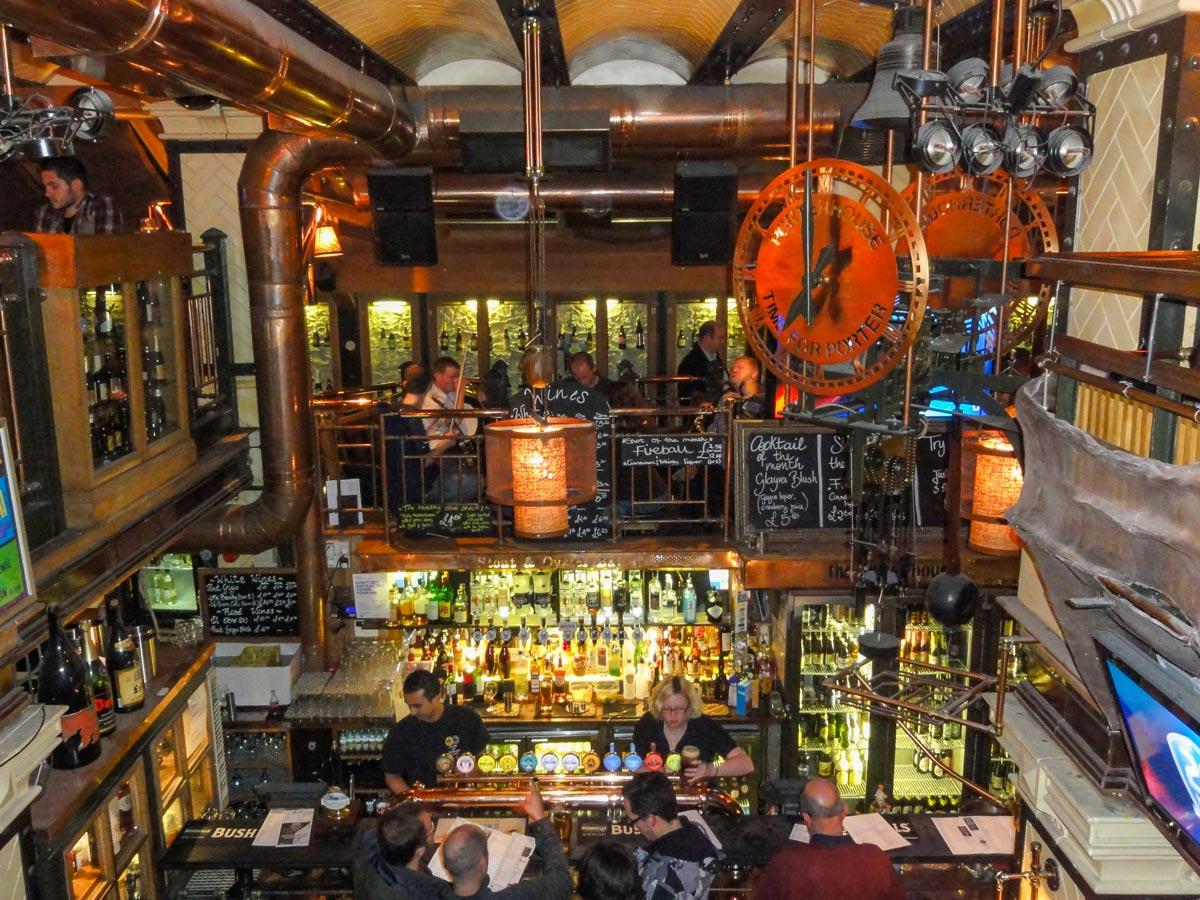 Porterhouse - my favourite pubs in London