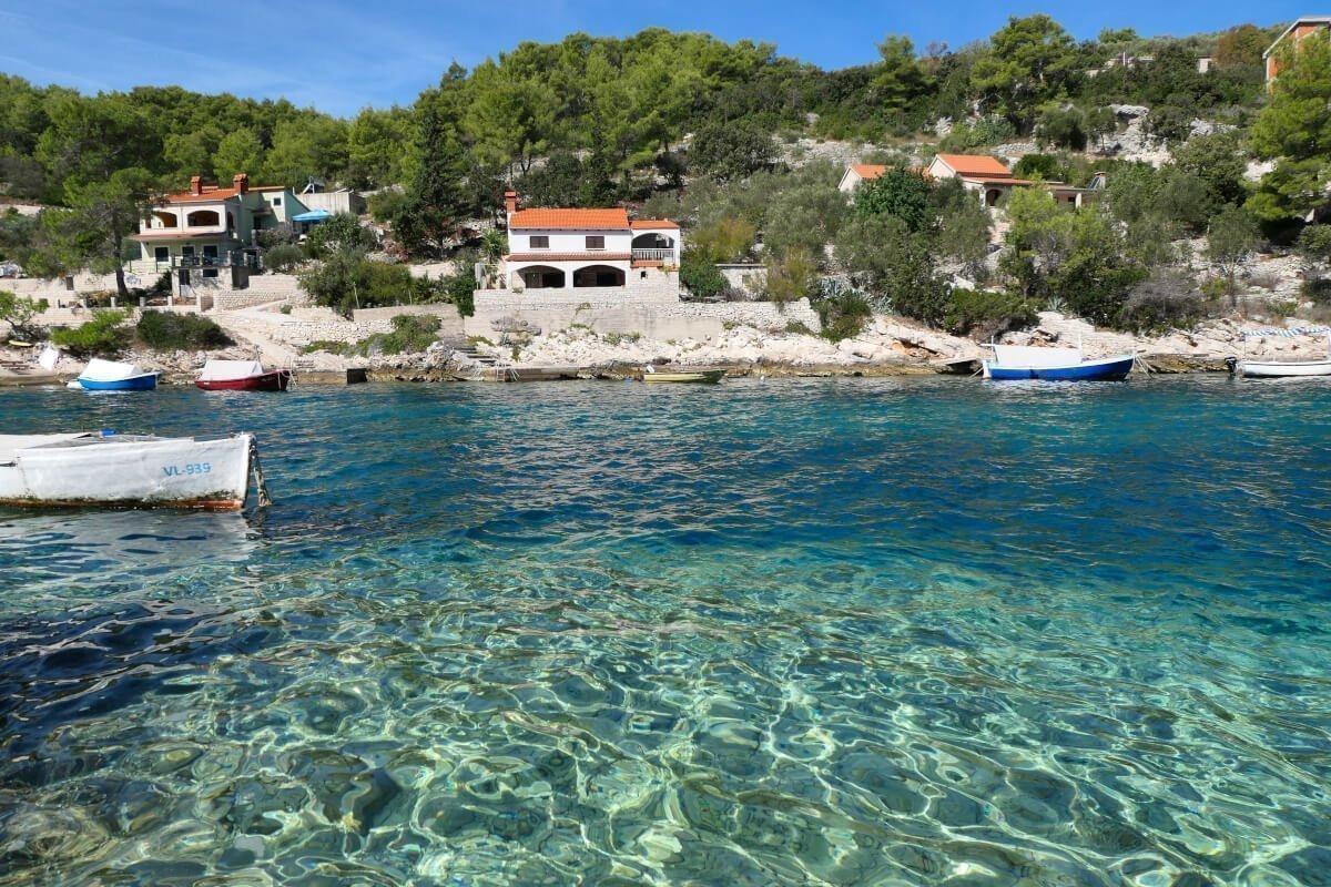 Prapatna, Korčula, Croatia