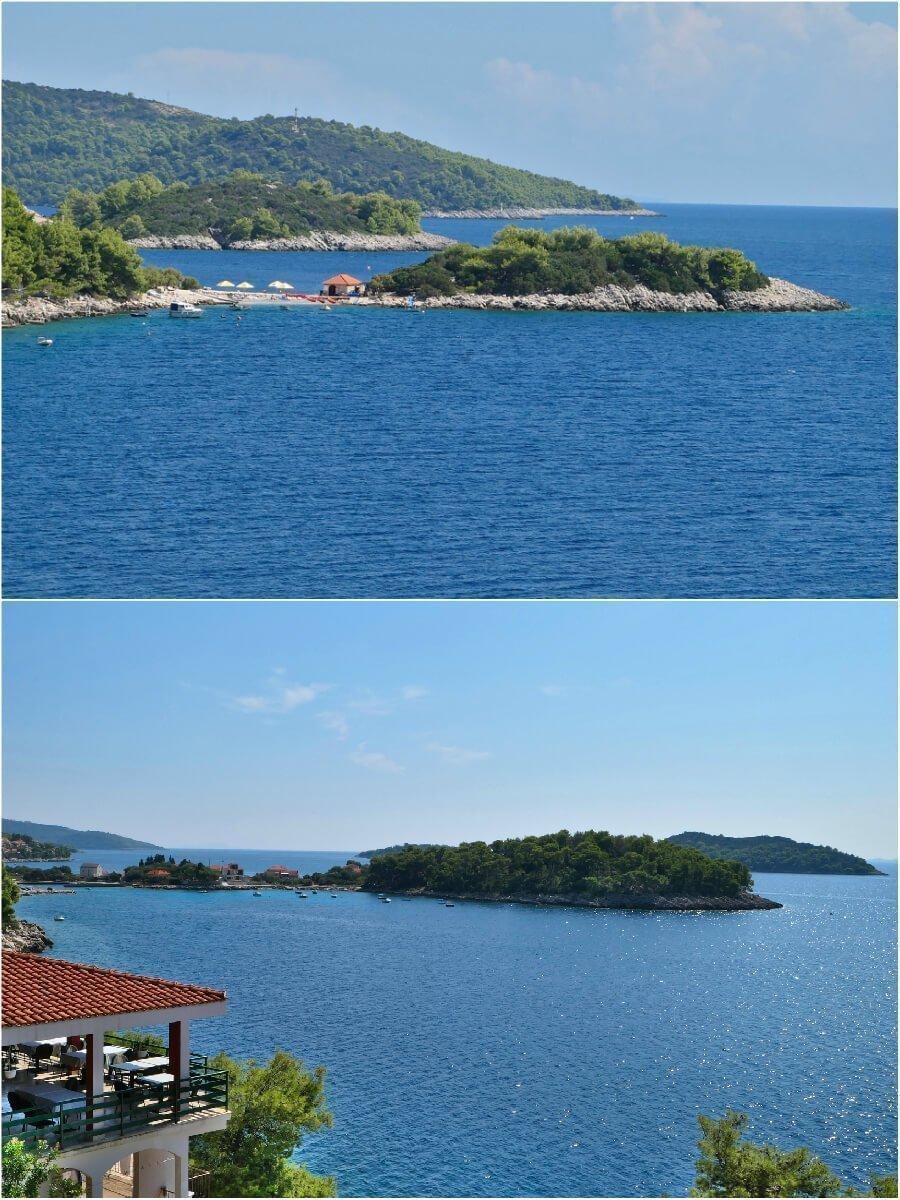 Prižba, Korčula, Croatia
