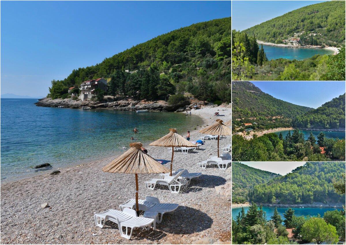 Pupnatska Luka, Korčula, Croatia