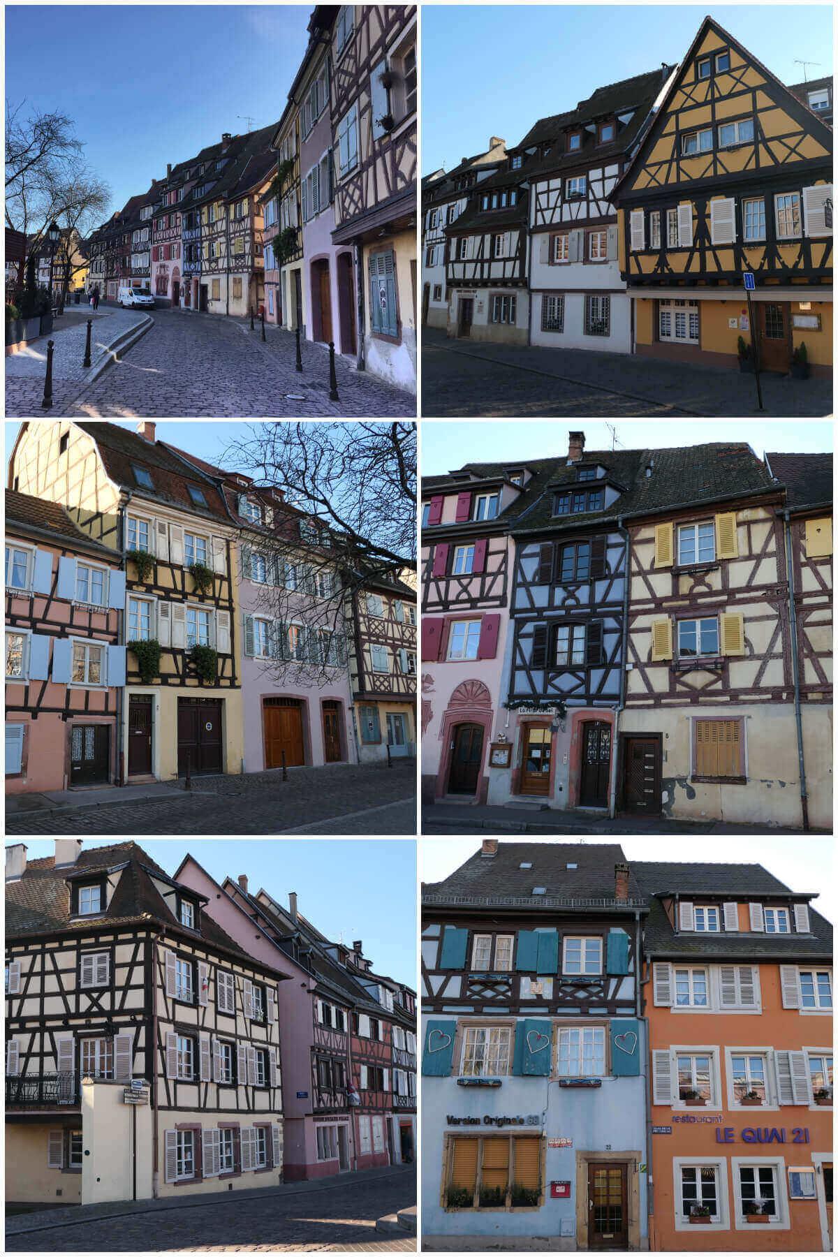 Quai de la Poissonnerie, Colmar, Alsace, France