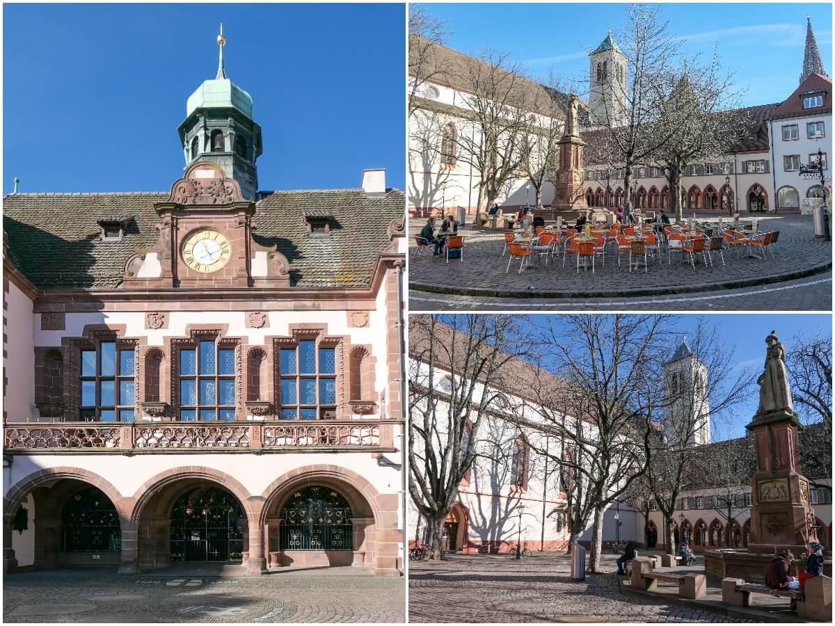 Rathausplatz, Freiburg