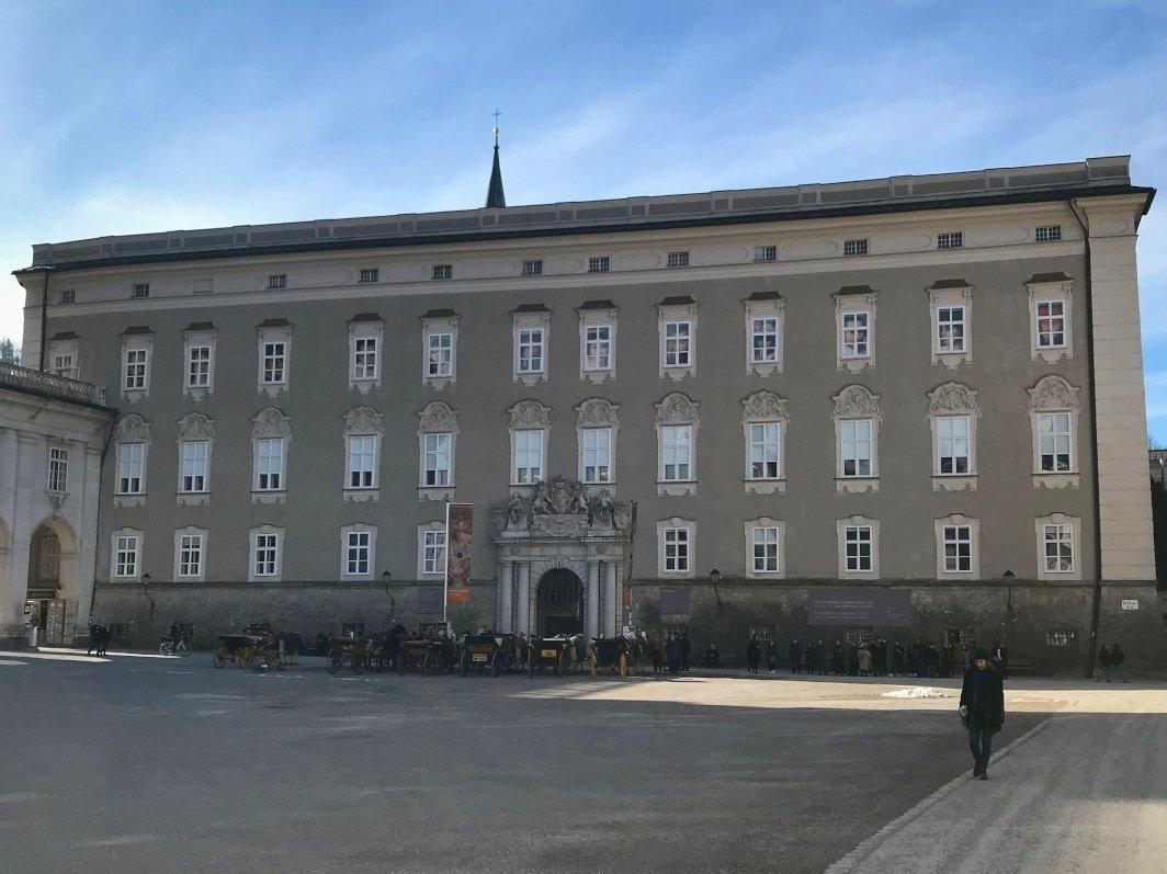 Residenz, Salzburg, Austria