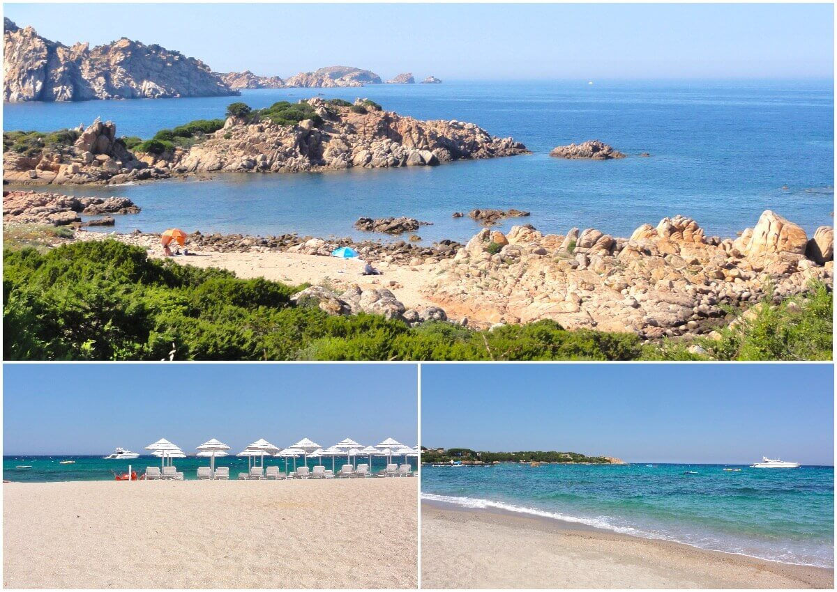Romazzino, Costa Smeralda Beaches