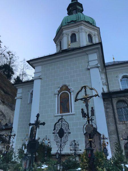 Sankt Peter, Salzburg, Austria