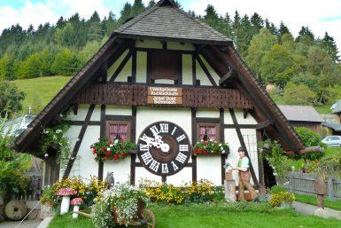 Relógio cuco Schonach