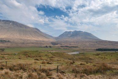 Pelas estradas da Escócia