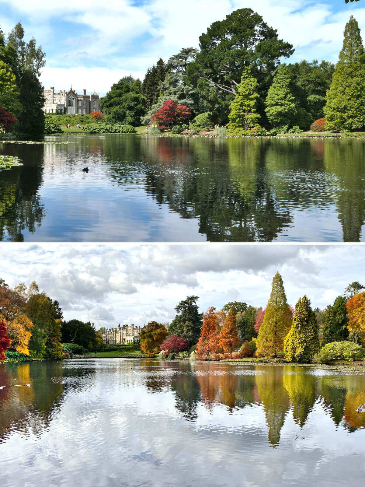 Sheffield Park and Garden, England