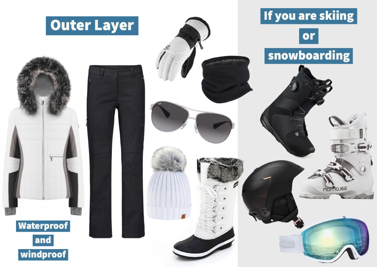 Ski Outer Layer