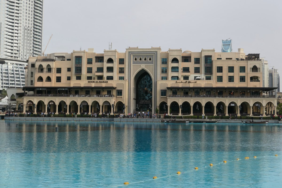 Souk al Bahar, Dubai Mall