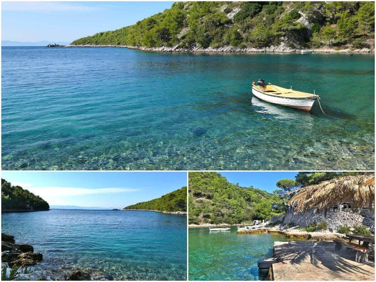 South Hvar Island, Croatia