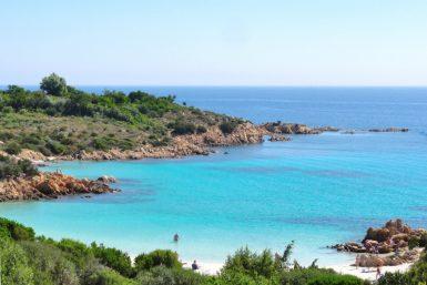 Spiaggia del Principe, Costa Esmeralda, Sardenha, Italia