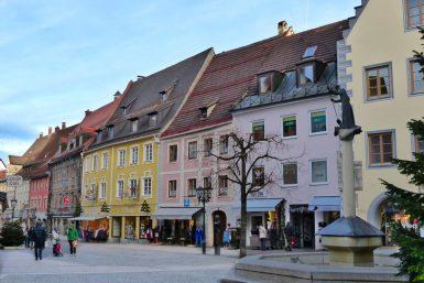 Stadtbrunnen, Füssen, Germany